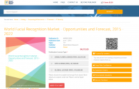 World Facial Recognition Market - Opportunities and Forecast