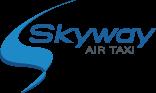 Company Logo For Skyway Air Taxi'