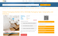 Global Packaging Market 2016 - 2020