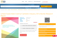 United States Male External Catheters Industry 2016