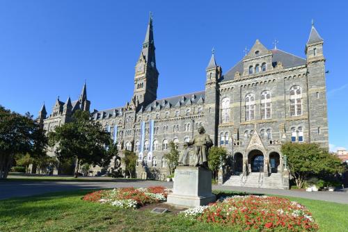 Georgetown University'