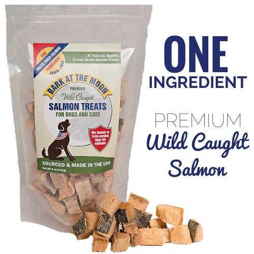 Salmon Treats'