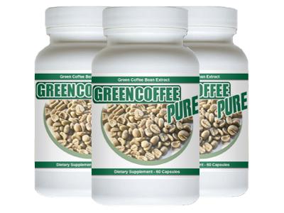 Green Coffee Pure'
