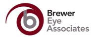 Dr. Gretchen J. Brewer O.D. and Associates Logo