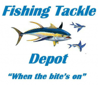 Fishing Tackle Depot Logo