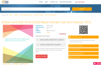 Global Hard Disk Drive (HDD) Report - Market Size