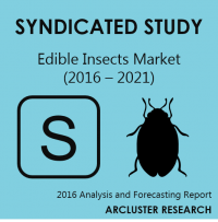 Arcluster Edible Insects Report Image
