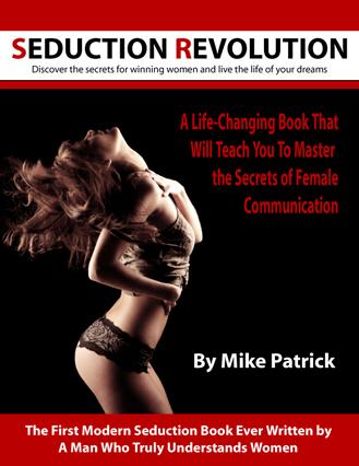 Logo for Seduction Revolution'