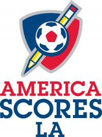 America Scores LA Logo