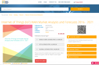 Internet of Things (IoT) WAN Market Analysis and Forecasts