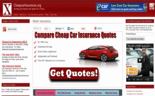 Cheapcarinsurancex.org'