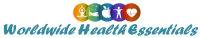 WorldwideHealthEssentials.com Logo