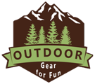 OutdoorGearForFun.com Logo