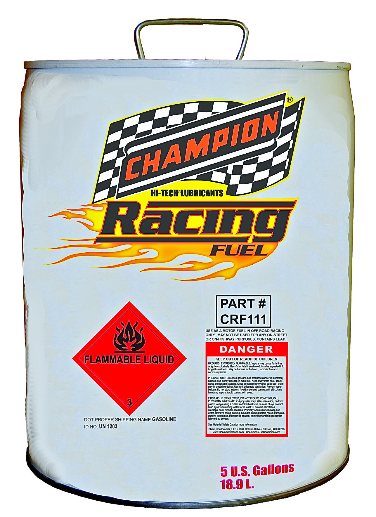 Champion Racing Fuel