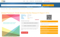 Global Presspack Diode Module Market Research Report 2016