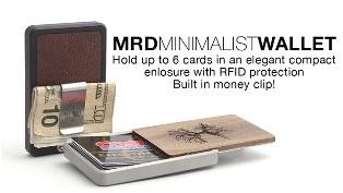 Mininalist Wallet'