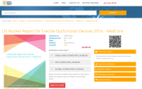 US Market Report for Erectile Dysfunction Devices 2016