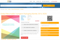 Global Returnable Transport Packaging Market 2016 - 2020