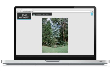 Portfolio Website'