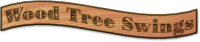 Wood Tree Swings Logo