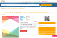 LED Lamp General Lighting Global Market Forecast and Analysi