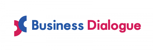 Company Logo For Business Dialogue'