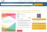 Geo IoT Technologies, Services, and Applications Market