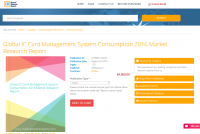 Global IC Card Management System Consumption 2016