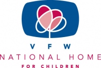 VFW National Home for Children Logo