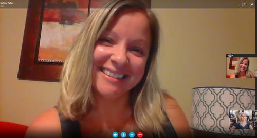 Natalie Aubin from Sudbury, Ontario, Canada'