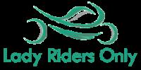 LadyRidersOnly.com Logo