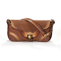 Charriol Brown Arizona Handbag