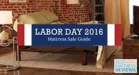 2016 Labor Day Mattress Sales from Best Mattress Reviews