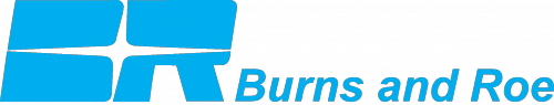 Burns and Roe Logo'