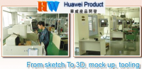 HuaWei Product is Reputed as a China Mold Making