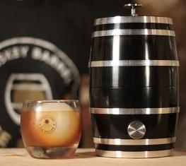 Whiskey Barrel Ice Baller'