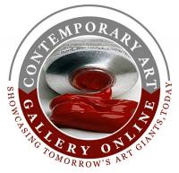 Contemporary Art Gallery Online, Inc. Logo