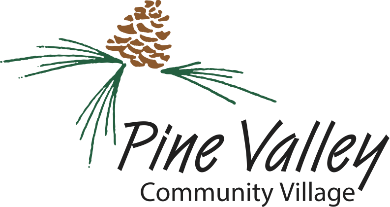 Pine Valley Community Village Logo