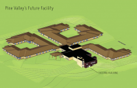 Pine Valley Community Village layout