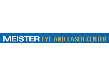 Logo for Meister Eye & Laser Center'