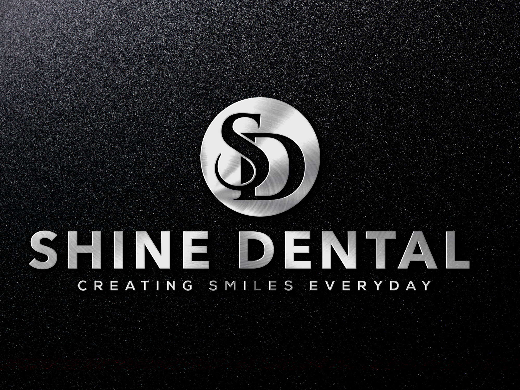 Shine Dental Logo
