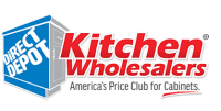 Direct Depot Kitchen Wholesalers Logo