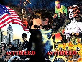 antiHERO FILM & GRAPHIC NOVEL'