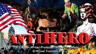 antiHERO FILM & GRAPHIC NOVEL'