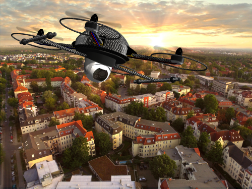 The Drones Network Launch Spotlights Drone Businesses'