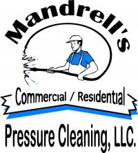 Mandrell's Pressure Cleaning, LLC Logo