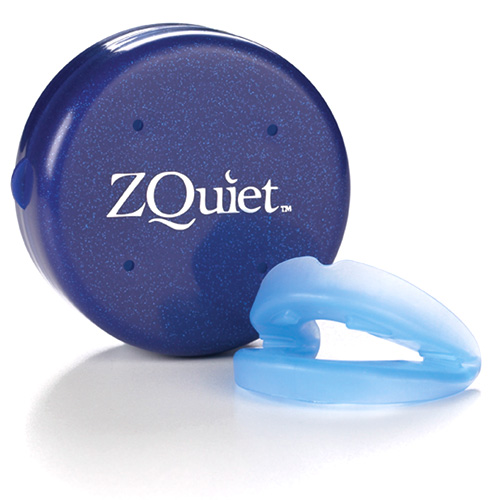 Zquiet Stop Snoring Device'