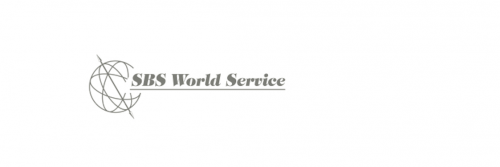 Logo for SBS World Service'