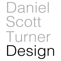 Daniel Scott Turner Design Logo