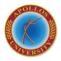 Apollos University Logo